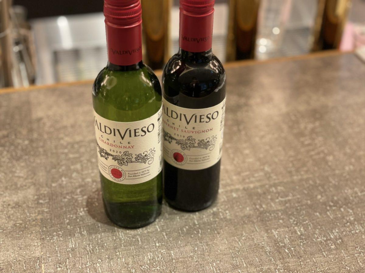 【10月限定】ディナープランご予約でハーフボトルワインプレゼント♪